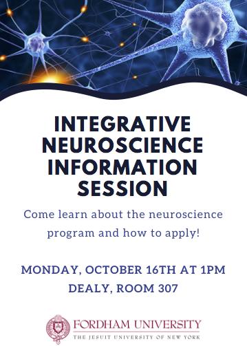Integrative Neuroscience Poster